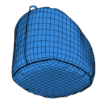 Bean Bag Chair Modeling In SketchUp (2)