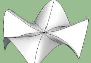 Organic Modeling in SketchUp